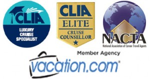 CLIA, CLIA Elite, Vacation.com, NACTA